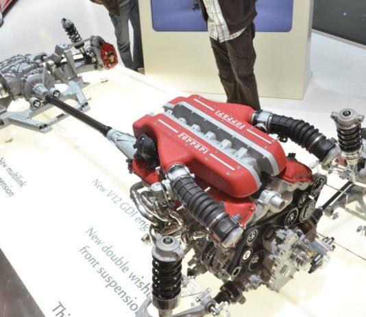 Ferrari 4RM