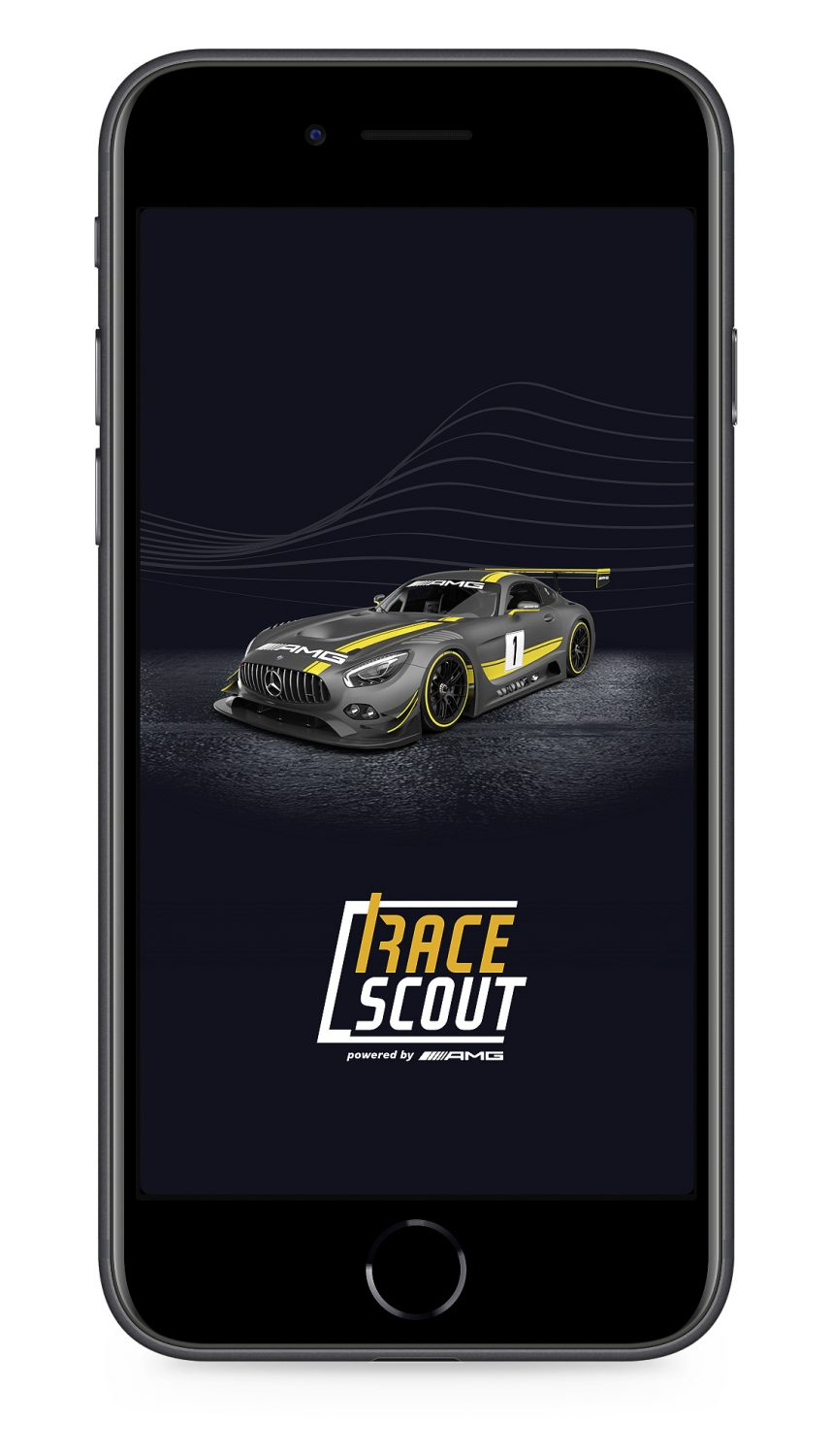 Mercedes AMG RACE Scout