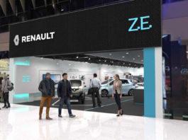 Renault elettrico