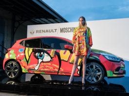 Renault e Moschino
