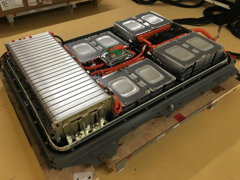 Nissan e il riciclo delle batterie agli ioni di litio