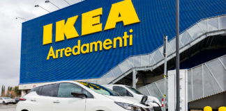 Nissan e Ikea per la mobilità elettrica
