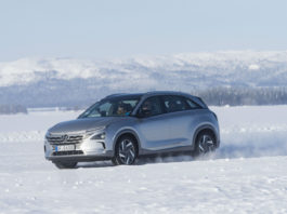 Hyundai Motor Winter Test