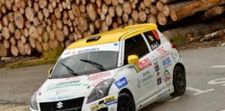 Suzuki rally