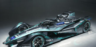 Jaguar in Formula E