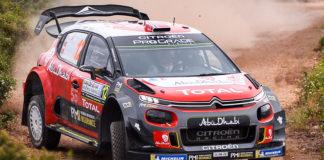 Citroën e i rally