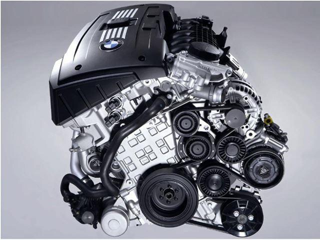 BMW Biturbo Serie 3