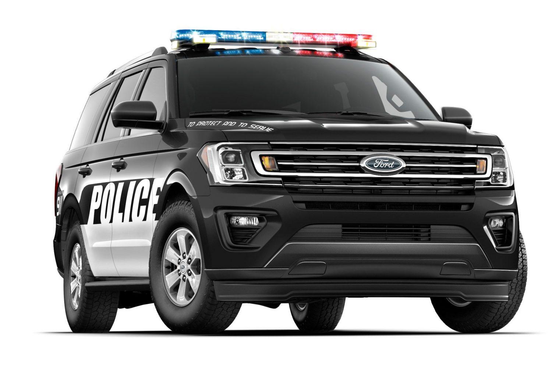 Ford polizia Usa