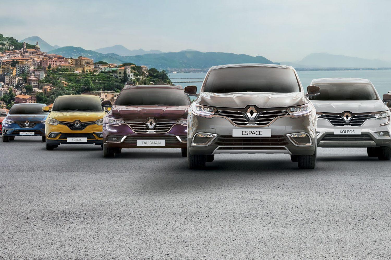Renault Summer Tour