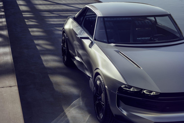 Peugeot E Legend Concept