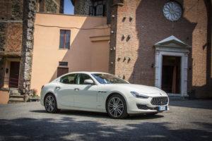 Maserati Ghibli, il fascino discreto del Tridente