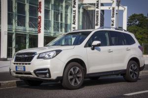 Subaru Forester, la quadratura del cerchio