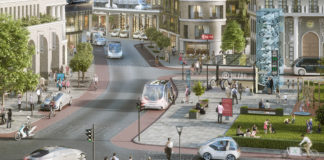 BOSCH visual-urbanmobility