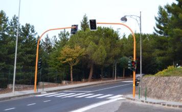 Tecnologia Ford senza semafori
