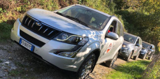 Raduno Mahindra XUV500