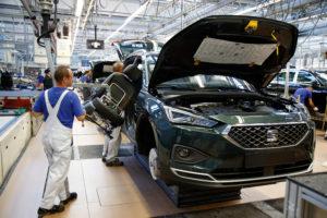 SEAT Tarraco Inizio produzione Wolfsburg (2)