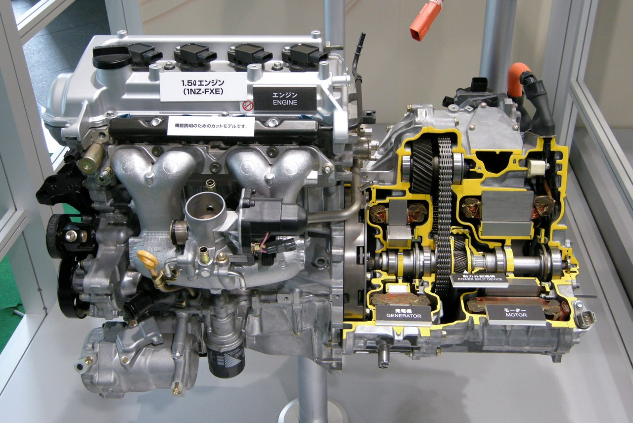 Toyota HSD