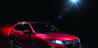 Mitsubishi Eclipse-Cross-good-design-award-2018
