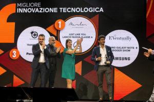 Mercedes: la campagna di lancio della nuova Classe A conquista i Best Event Awards