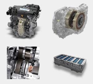 Nuova CR-V Hybrid: così Honda riduce le emissioni
