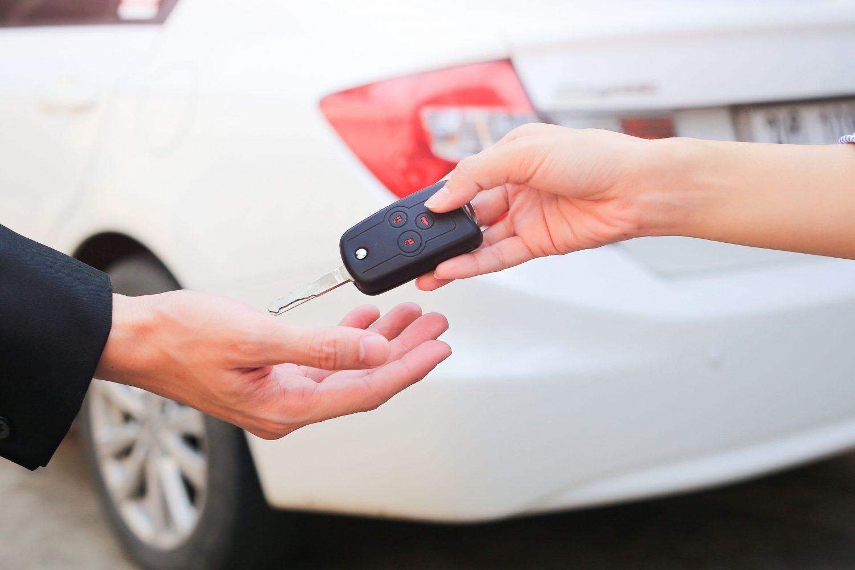 vendita auto a settembre 2018