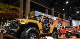 Jeep al SEMA Show