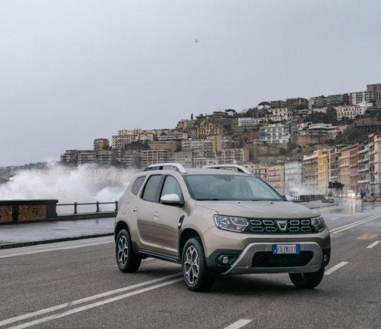 Dacia Duster GPL