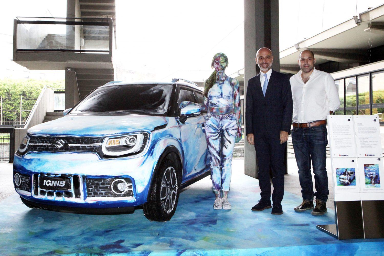 Suzuki Ignis-hHybrid-art