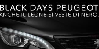 Black Days Peugeot
