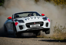 Jaguar F_Type_Rally Special