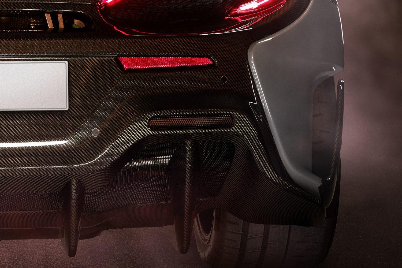 New McLaren