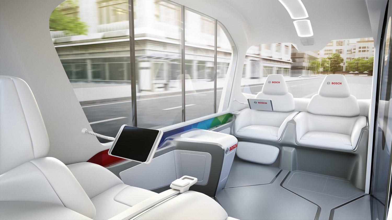 Mobilità del futuro Bosch
