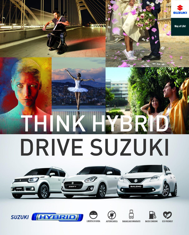 Pubblicità Suzuki