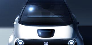 Honda auto elettrica