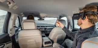 intrattenimento di bordo Audi