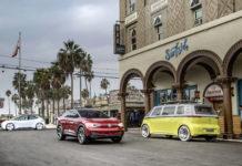 Volkswagen I.D., I.D. CROZZ und I.D. BUZZ