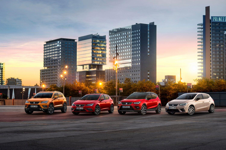 SEAT vendite record nel 2018