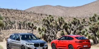 BMW X3 M e X4M