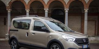 Dacia Dokker Stepway WOW