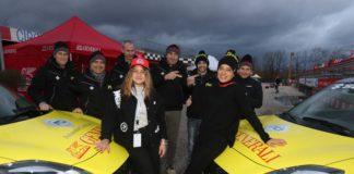 Suzuki Rally Italia Talent