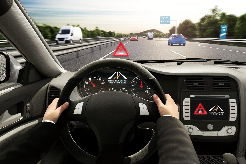 Bosch e la guida contromano
