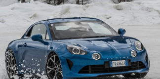 ALPINE ICE DRIVING EXPERIENCE