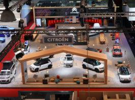 """""""La Maison Citroën"""" si aggiudica il titolo di migliore stand del salone di Ginevra 2019"""