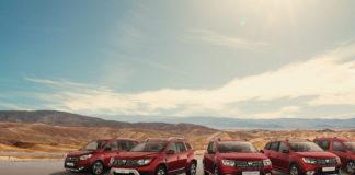 Dacia gamma 2019 Ginevra