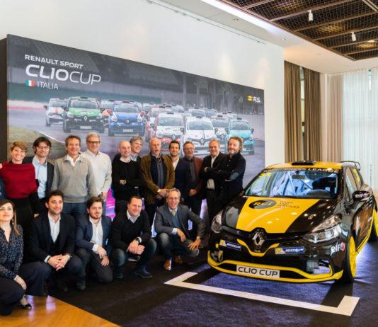 LA CLIO CUP PRESS LEAGUE