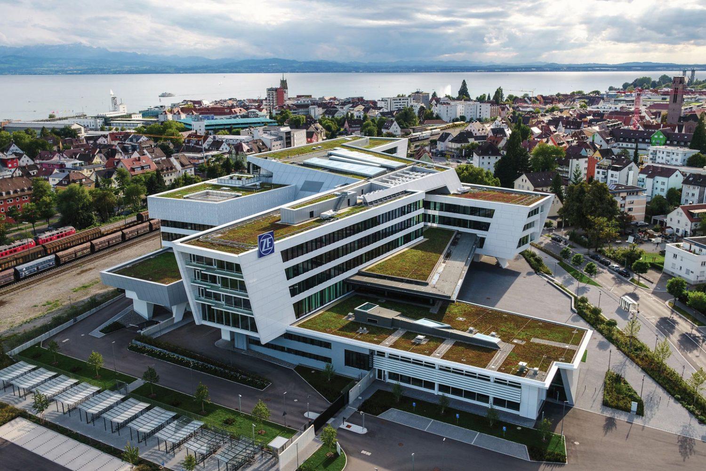 sede ZF Friedrichshafen