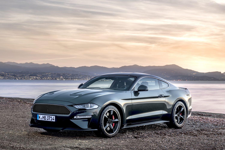 Mustang Bullit 2018