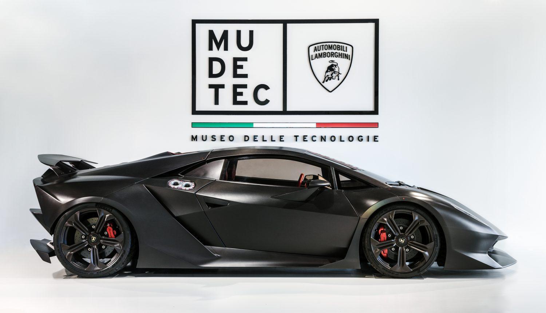 MUDETEC Lamborghini