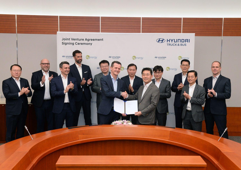 Hyundai Motor e H2 Energy