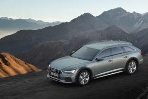 Nuova Audi A6 allroad quattro: 20 anni di sofisticata versatilità